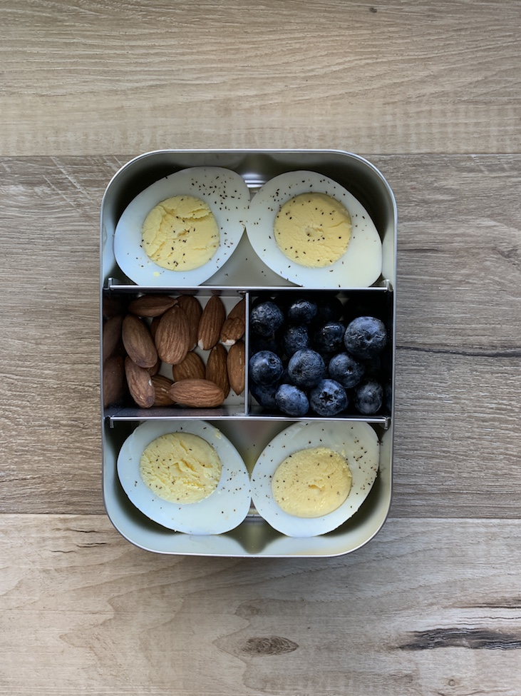 Bento Box Meal Prep Container