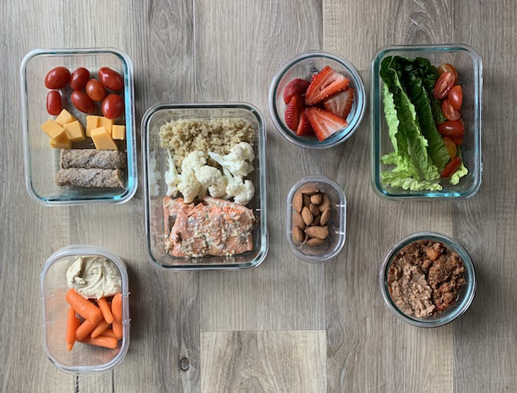 Bariatric Meal Prep Containers