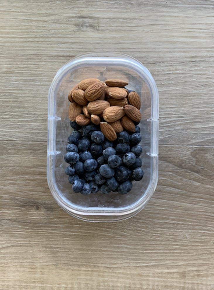 Plastic Bariatric Meal Prep Container