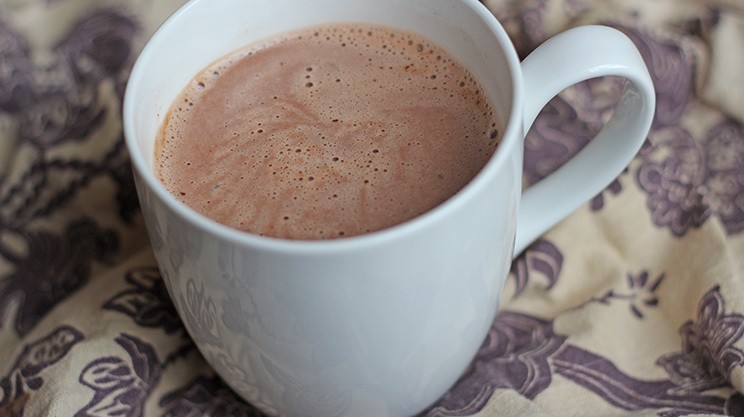High Protein Hot Chocolate