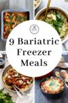 Make Ahead Freezer Meals Pinterest Image