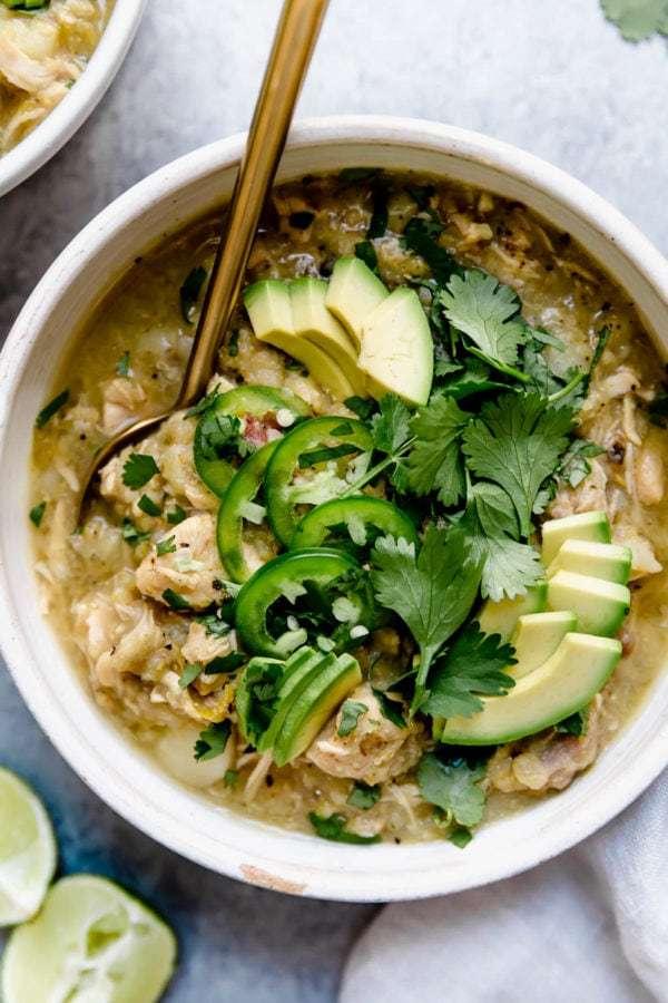 Make ahead freezer meal recipe chicken verde