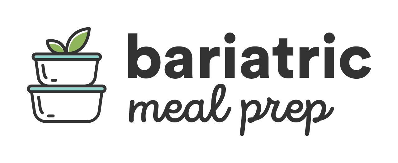 Bariatric Meal Prep